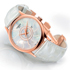 Rose Dream Gold Timepiece by Tissot for the beautiful half of the planet