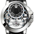 Magnificent Ocean Tourbillon Jumping Hour Timepiece by Harry Winston