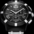 Concord Presents Saratoga Chronograph Black PVD
