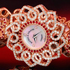 Victoria Princess Red Heart Timepiece by Backes & Strauss for Only Watch 2013