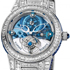Ulysse Nardin and its new creation Royal Blue Tourbillion Haute Joaillerie
