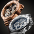 Two Novelties from Diagono Collection by Bulgari
