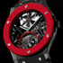 New Red Ceramic Classic Fusion Timepiece by Hublot for Only Watch 2013