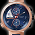 Tambour Spin Time Regatta Timepiece by Louis Vuitton for Only Watch 2013