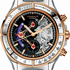New DV One Skeleton Chronograph by Versace