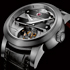 New Tourbillon Bi-Axial Tantalum 3 Sapphire Bridges Timepiece by Girard-Perregaux