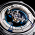 Deep Space Tourbillon Timepiece by an independent watchmaker Vianney Halter