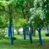 Girard-Perregaux Supports ''Blue Forest'' Art Project