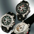 Zeno Presents Winner Automatic Chronograph