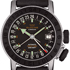 Timepiece with Three Time Zones Indication - Airman 18 Sphair by Glycine