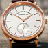 Saxonia Automatic Diamonds Timepiece by A. Lange & Söhne
