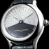 Galet Secret Invisible Set With Baguette-Cut Diamonds Watch by Laurent Ferrier
