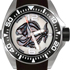 Piranha Painting Colour Full Black Edition Watch by Zannetti