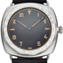 Panerai Watch of 1936s with the Rolex Mechanism at the Antiquorum