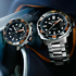 300 Extreme Diver 300 Orange by Alpina