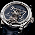 Derrick Tourbillon Timepiece by Louis Moinet: a watch with an oil pump