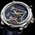 Derrick Tourbillon Timepiece by Louis Moinet: a watch with an oil pump