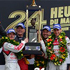 TAG Heuer Ambassadors - Winners of 24 Hours of Le Mans