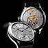 Galet Classic Watch in steel by Laurent Ferrier