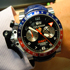 Special Series for CSKA Moscow: Graham-London Chronofighter GMT