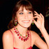 Carla Bruni-Sarkozy - a face of Bulgari advertising campaign