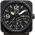 New BR 03-51 GMT Carbon by Bell & Ross