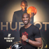 Kobe Bryant, a basketball player, has presented a new Hublot watch