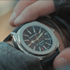 JeanRichard Terrascope Timepiece in the James Blunt Clip