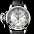 New 1695 Silver Chronograph Timepiece by Graham