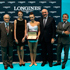 Ukrainian athlete Anna Rizatdinova received Longines Prize ''For elegance''
