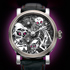 Aliens are on the Area 51 Watch Dial by Grieb & Benzinger