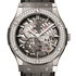Classic Fusion Extra-Thin Skeleton Diamonds by Hublot