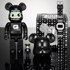 Jubilee Bearbrick DW-5600 Timepiece by Casio and MediCom Toy
