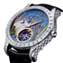 Master Grand Tourbillon Enamel by Jaeger-LeCoultre