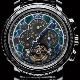 Tecnica Palme Timepiece by Parmigiani