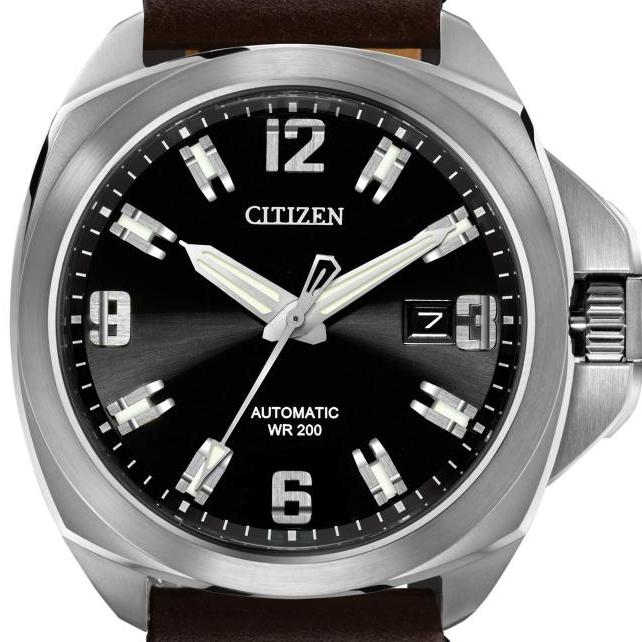 Citizen Presents Signature Grand Touring Automatic Timepiece
