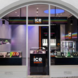 New Ice-Watch Boutique in Zurich