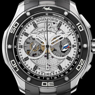 New Timepiece by Roger Dubuis for the Russian Federation of Bobsleigh