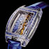 Golden Bridge and Miss Golden Bridge by Corum: glitter of precious stones