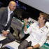 IWC SCHAFFHAUSEN AND NICO ROSBERG LAUNCH THE MERCEDES AMG PETRONAS SIMULATOR IN ABU DHABI