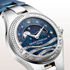 Starry Sky on the Linea Night 10119 Watch Dial by Baume & Mercier