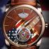 Tonda Woodstock Timepiece by Parmigiani Fleurier