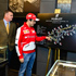 Felipe Massa Presented Big Bang Ferrari Texas Timepiece by Hublot