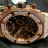 Audemars Piguet Presents Ladies Royal Oak Offshore Chronograph Timepiece