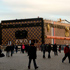 The world`s largest Louis Vuitton bag on the Red Square