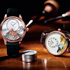 Ateliers d`Art ''Year of the Horse'' Timepiece by Jaquet Droz
