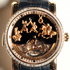 Ulysse Nardin Presents Genghis Kahn Westminster Carillon Tourbillon Jaquemarts Minute Repeater Timepiece