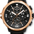 SIHH 2014: Aquatimer Perpetual Calendar Digital Date-Month by IWC