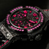 Big Bang Fluo Pink Timepiece by Hublot