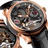 New Double Tourbillon Technique 30° Bi-color Timepiece by Greubel Forsey
